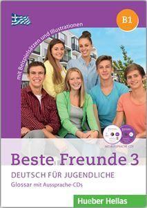 BESTE FREUNDE 3  B1 GLOSSAR CDS