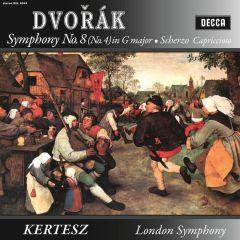 DVORAK KERTESZ / SYMPHONY NO 8 - LP 180gr
