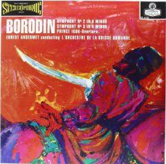 BORODIN ANSERMET /  SYMPHONIES NOS 2 & 3 - LP 180gr