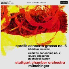 CORELLI / CONCERTO GROSSO NO 8  - LP 180gr