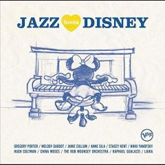 VARIOUS / JAZZ LOVES DISNEY - CD