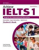 ACHIEVE IELTS 1 ENGLISH FOR INTERNATIONAL EDUCATION STUDENTS BOOK