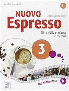 NUOVO ESPRESSO 3 B1 CORSO DI ITALIANO LIBRO DELLO STUDENTE E ESERCIZI