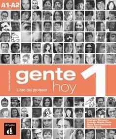 GENTE HOY A1 A2  LIBRO DE PROFESOR