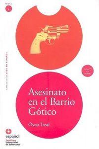 ASESINATO EN EL BARRIO GOTICO NIVEL 2  CD