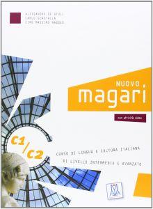 NUOVO MAGARI C1-C2 LIBRO  2CD