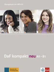 DAF KOMPAKT NEU A1-B1 UBUNGSBUCH MIT MP3 CD