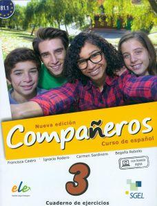 COMPANEROS 3 CUADERNO DE EJERCICIOS