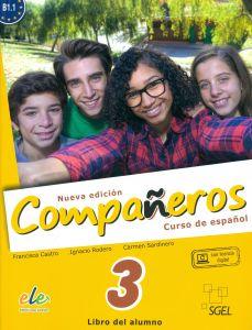 COMPANEROS 3 LIBRO DEL AIUMNO
