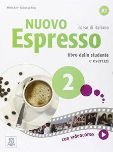 NUOVO ESPRESSO 2 A2 LIBRO DELLO STUDENTE E ESERCIZI WB DVD