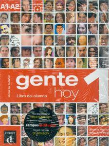 GENTE HOY 1 ALUMNO  CD