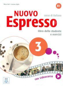 NUOVO ESPRESSO 3 B1  LIBRO DELLO STUDENTE E ESERCIZI   WORKBOOK