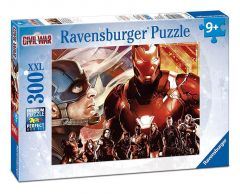 ΠΑΖΛ RAVENSBURGER CAPTAIN AMERICA VS IRONMAN 300TEM