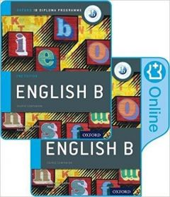 IB ENGLISH B COURSE BOOK PACK