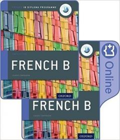 IB FRENCH B COURSE BOOK PACK