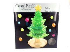 CRYSTAL PUZZLE TREE DELUXE