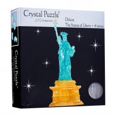 CRYSTAL PUZZLE THE STATUE OF LIBERTY DELUXE
