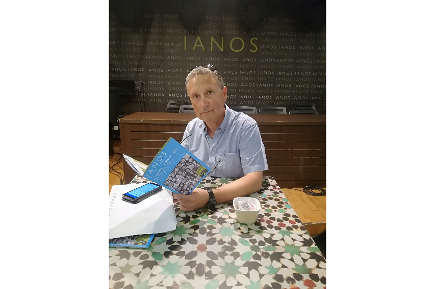 Συνέντευξη με τον «Ιππότη των Γραμμάτων και των Τεχνών», Στρατή Πασχάλη!